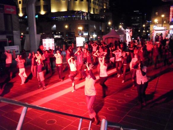 Le Bal sur la Place des Festivals - Journées de la Culture, septembre 2009